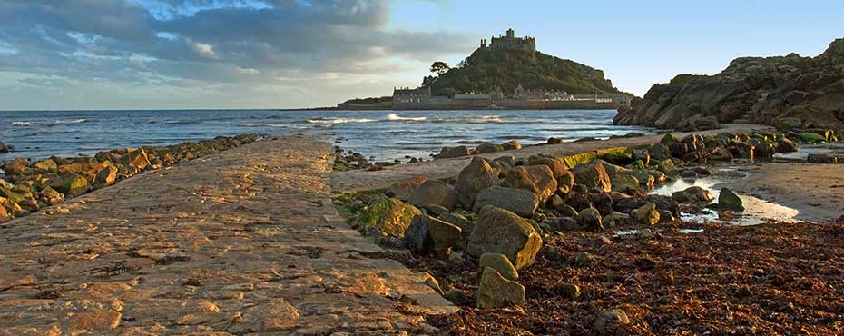 Views of St Michael's Mount
